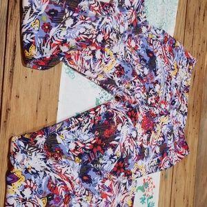Girls lularoe leggins one size